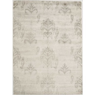 Hand-knotted Modern Style Area Rug  (5' 9 x 7' 9)