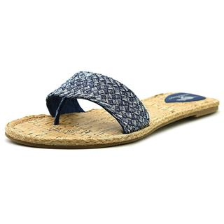 Rocket Dog Women's 'Frisbee ' Fabric Sandals