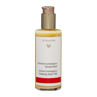 Dr. Hauschka Lemon Lemongrass Vitalizing 4.9-ounce Body Milk