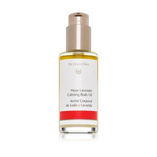 Dr. Hauschka Moor Lavender Calming 2.5-ounce Body Oil
