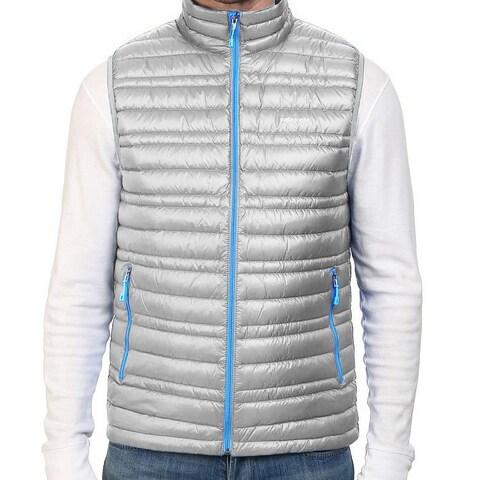 Patagonia Men's Silver/Grey Ultralight Vest