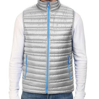 Patagonia Men's Silver/Grey Ultralight Vest