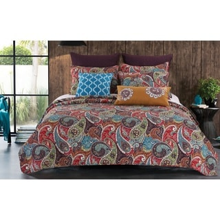 Tivoli 3-piece Quilt Set