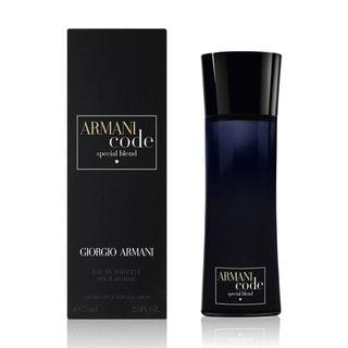 Giorgio Armani Men's Code Special Blend 2.5-ounce Eau de Toilette Spray