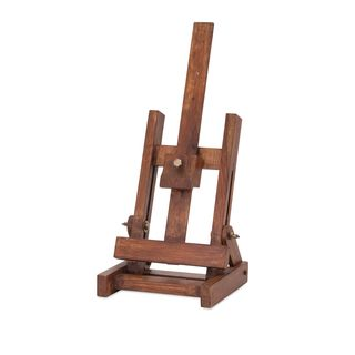 Adjustable Wood Table Top Artist Easel