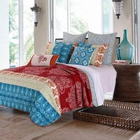 Greenland Home Fashions Kianna 3-piece Quilt Set