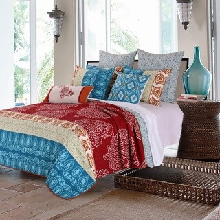 Greenland Home Fashions Kianna 3-piece Quilt Set (2 options available)