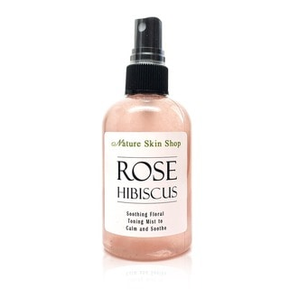All Natural Rose Refreshing Face and Hair Mist (4 oz)