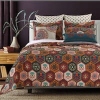 Greenland Home Fashions Annika 3-piece Quilt Set