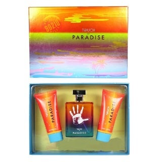 90210 Touch of Paradise Women's 3-piece Fragrance Set