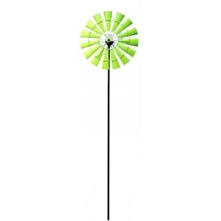68-inch Green Solar Windmill