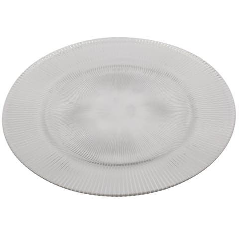 13-inch Glass Charger