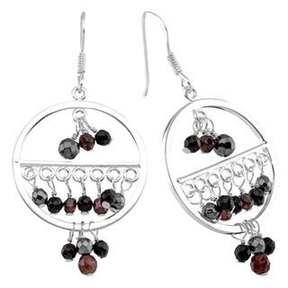 Haven Park Crystal Dangle Earrings