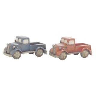2 Assorted Trucks Set
