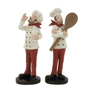 Laurel Creek Lillian Assorted Chef Decor