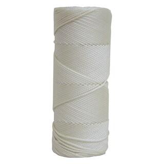 White Braided Mason's Line - 1000' Tube