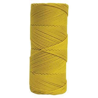 Yellow Braided Mason's Line - 1000' Tube|https://ak1.ostkcdn.com/images/products/11816663/P18723282.jpg?impolicy=medium