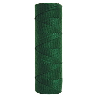 Green Twisted Mason's Line - 350' Tube