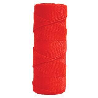 Fluorescent Orange Braided Mason's Line - 1000' Tube|https://ak1.ostkcdn.com/images/products/11816692/P18723291.jpg?impolicy=medium