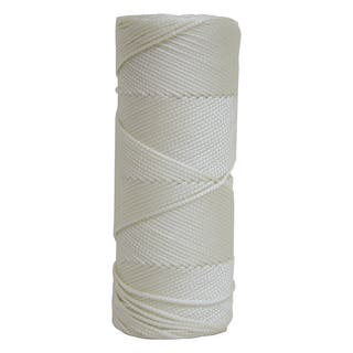 White Braided Mason's Line - 500' Tube|https://ak1.ostkcdn.com/images/products/11816694/P18723293.jpg?impolicy=medium