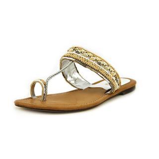 Mia Heritage Women's 'India' Leather Sandals