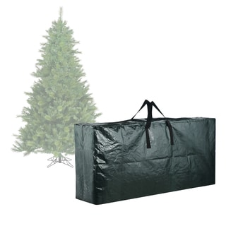 Elf Stor Extra-large Christmas Tree Bag Holiday for Trees up to 9 ft.