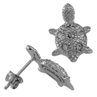 Haven Park Charming Turtle Earrings
