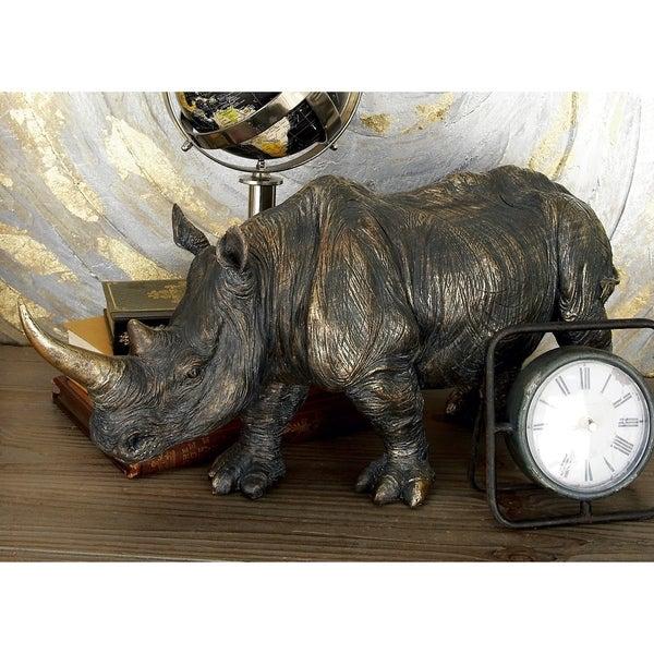 Sturdy & Exclusive Rhino Figurine