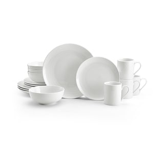 Mikasa Cheers White 16-piece Dinnerware Set