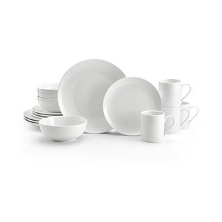 Mikasa Cheers White 16-piece Dinnerware Set