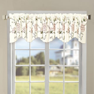 Embroidery Sunflower Valance