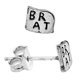 "Haven Park Dainty ""Brat"" Stud Earrings"