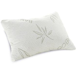 PostureLoft Shredded Memory Foam Pillow with Cover