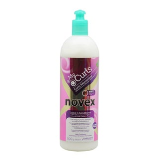 Novex My Curls Memorizer 17.6-ounce Soft Leave-in Conditioner