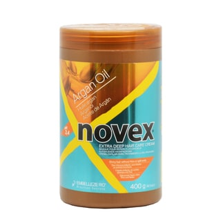 Novex Argan Oil Extra-Deep 14.1-ounce Hair Cream