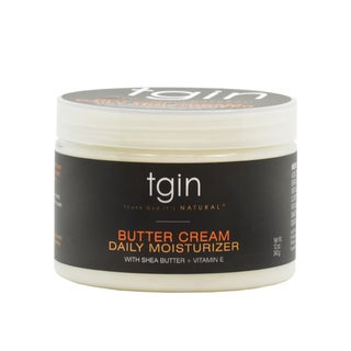 TGIN Butter Cream 12-ounce Daily Hair Moisturizer