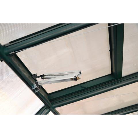 Palram Rion Green Plastic Auto Roof Vent Opener
