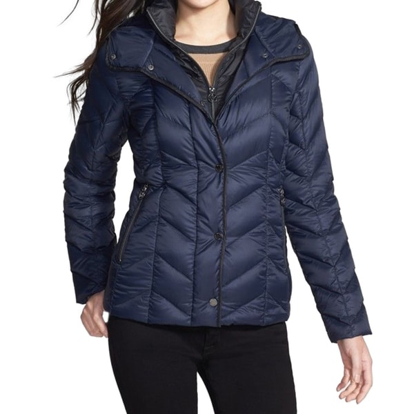 0ee3fdc5febf Shop Michael by Michael Kors Women s Quilted Down Puffer Jacket with Vest -  Free Shipping Today - Overstock - 11817090