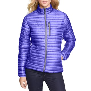 Patagonia Women's Purple Ultralight Down Coat