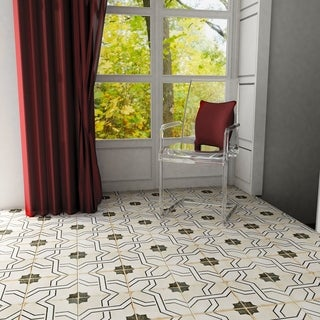 SomerTile 17.63x17.63-inch Cordova Ceramic Floor and Wall Tile (Case of 5)