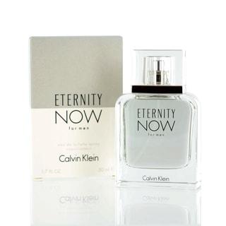 Calvin Klein Men's Eternity Now 1.7-ounce Eau de Toilette Spray