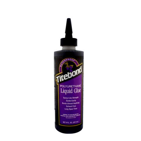 Franklin International Titebond Lacquer Acrylic Polyurethane 8-ounce Glue