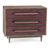 A.R.T. Furniture Epicenters Williamsburg Brown 3-drawer Accent Chest