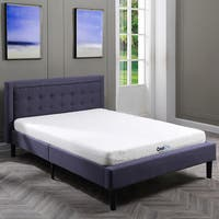 PostureLoft 6-inch Ventilated Gel Memory Foam Mattress