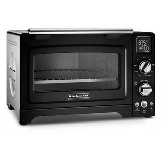 KitchenAid KCO275OB Onyx Black 12-inch Digital Countertop Convection Oven