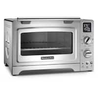 KitchenAid KCO275SS Stainless-Steel 12-inch Digital Countertop Convection Oven