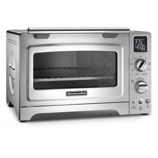KitchenAid KCO275SS Stainless Steel 12 Inch Digital Countertop Convection  Oven