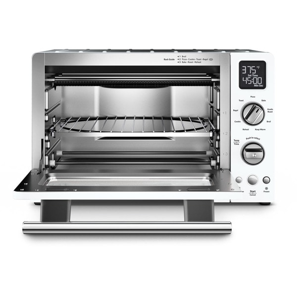 KitchenAid KCO275WH White 12 Inch Digital Countertop Convection Oven