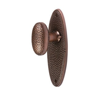 Sure Loc Rustic Bronze Entry Handleset 10883800