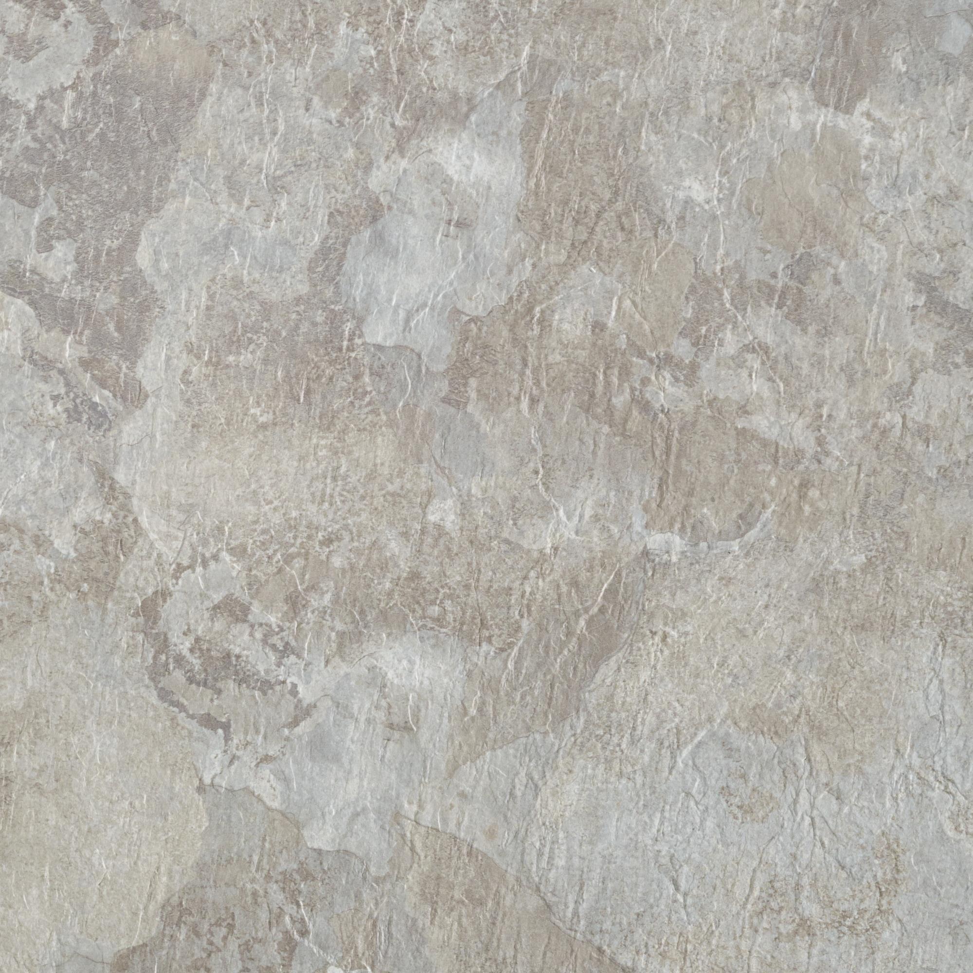 Achim Majestic Light Gray Slate 18x18 Self Adhesive Vinyl Floor Tile - 10 Tiles/22.5 sq. ft. (18x18 - Light Gray Slate)